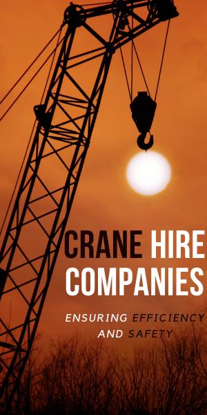 Crane Hire Companies